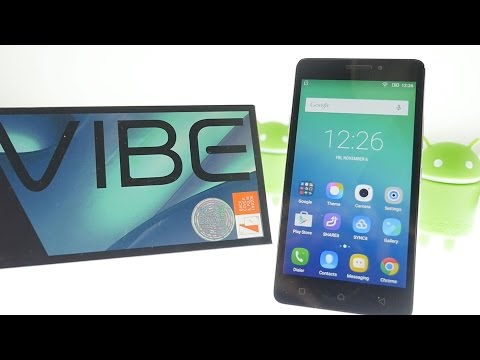 Lenovo Vibe P1m Budget 4G Phone Review (Great Battery Life)