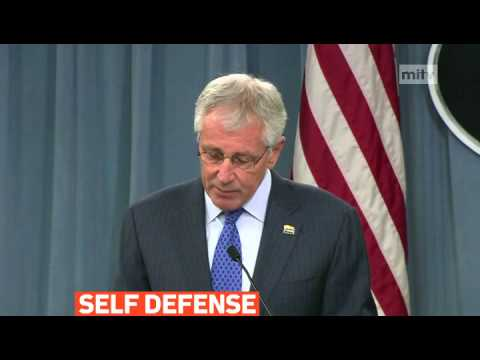 mitv - U.S. Secretary of Defense welcomes Japanese Defense Minister Itsunori Onodera to Pentagon