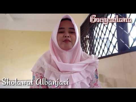 SHOLAWAT JAMAN NOW Versi Hijabers 2017 (Penyejuk Hati yang sedang Galau)