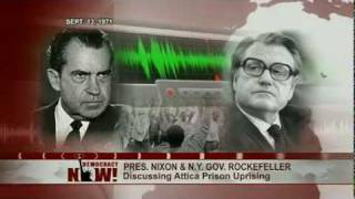 On Anniversary of Attica Rebellion Recordings Reveal Nixon, Rockefeller Praised Crackdown