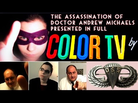 ASMR- Assasination Of Doctor Andrew Michaels Collaboration