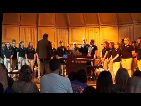 Pilot Mountain Middle School Chorus