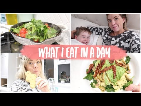 WHAT I EAT IN A DAY | KATE MURNANE Ad