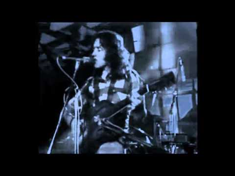 Rory Gallagher - Edged In Blue