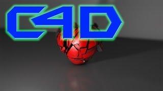 Краткий курс по Vray в Cinema 4D (Урок-1)