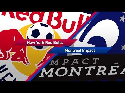 Highlights: New York Red Bulls vs. Montreal Impact | July 29, 2017