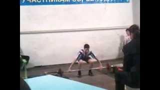 Тяжелая атлетика Тайынша(, 2014-07-03T16:53:57.000Z)