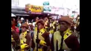 Silang Town Fiesta 2014 Banda Kabataan Sta. Maria Magdalena Amadeo, Cavite