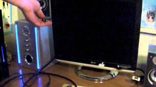 Переходник с HDMI на VGA и звук с питанием по USB(Редакция сайта besprovodnoe.ru представляет обзор активного кабеля-переходника от HDMI на VGA и тюльпаны (RCA стерео..., 2011-09-16T06:33:43.000Z)