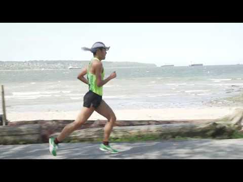 Yuki Kawauchi Of Japan Sets New BMO Vancouver Marathon Course Record.