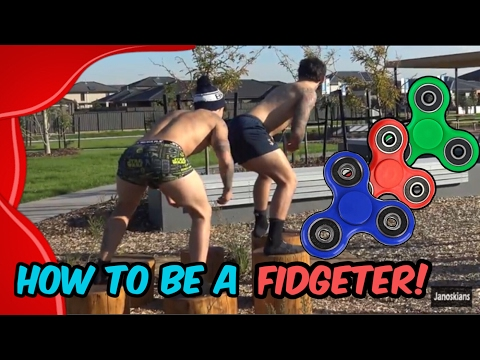 how to be a fidgeter (mockumentary)