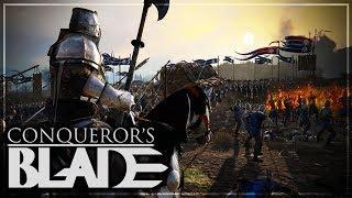 SOY EL CABALLERO VEGETTA *GRATIS* (Conqueror's Blade)