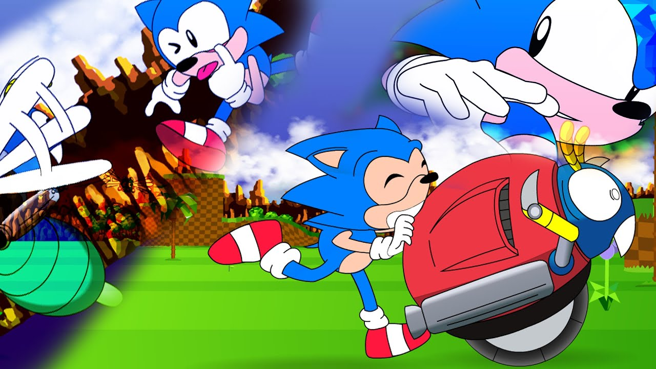 Sonic 1 Animated Preview 5