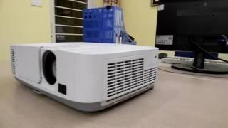 Review nec np-p451xg/ p501xg projector