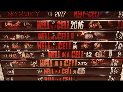 WWE Hell In A Cell PPV DVD Collection Review