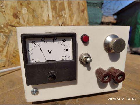 Блок питания зарядное на П210 без напряга схема простая годы не берут.