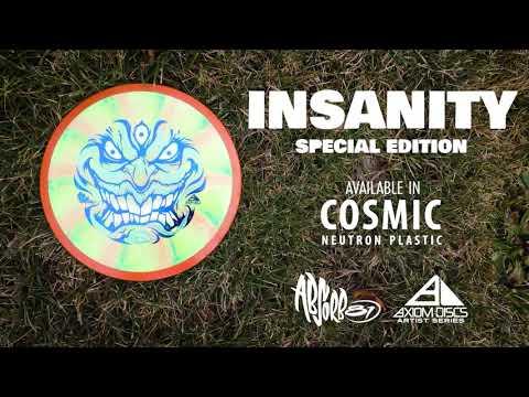 Axiom Discs - Cosmic Neutron Insanity SE Artist Series