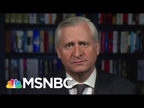 Jon Meacham: Trump Is The 'Most Fundamentally Transactional President We Have Ever Had' | Deadline