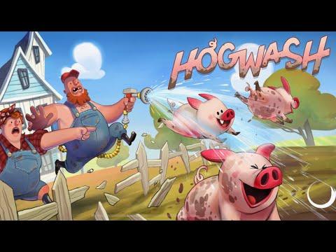 HOGWASH - Apple Arcade - First Gameplay - Tutorial - iPhone 11 Pro Max