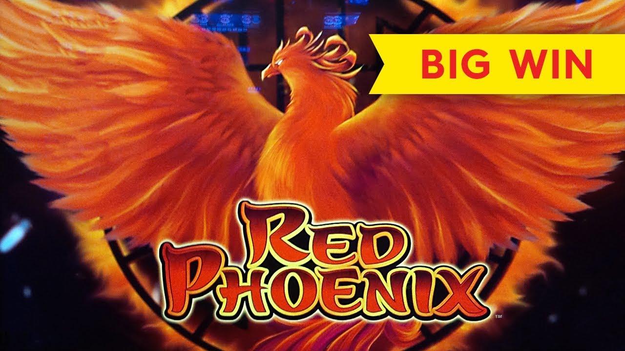Red Phoenix Slots