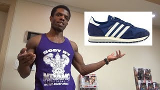 competitive price c7269 86b00 Adidas I-5923 Iniki Runner  quot Base Green quot  In Hand On