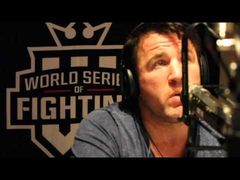 Chael Break: Chael Honors WSOF Champions Jon Fitch and David Branch
