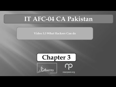 Video 3 3 What Hackers Can do