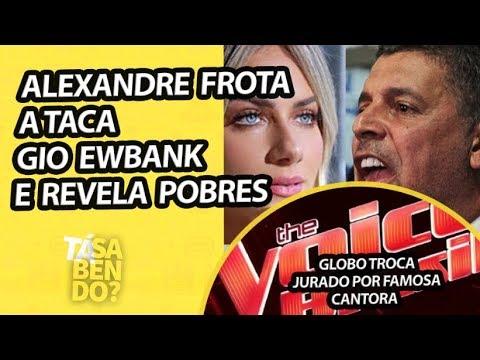 GIRO TV FOCO: Segredo cabeludo de Christina Rocha com Silvio Santos é Revelado