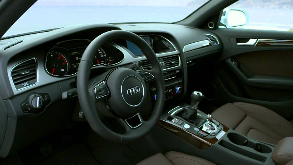 2013 Audi A4 Allroad Quattro Exterior And Interior