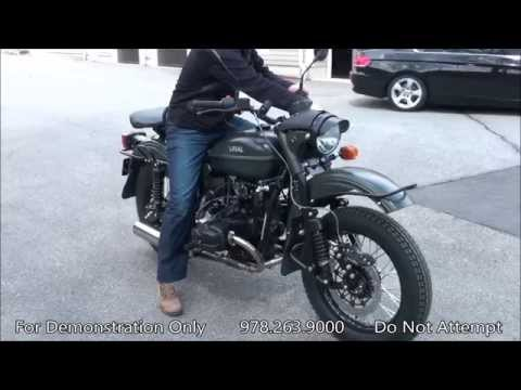 2015 Ural cT, What it is like without a Sidecar, Ural of New England