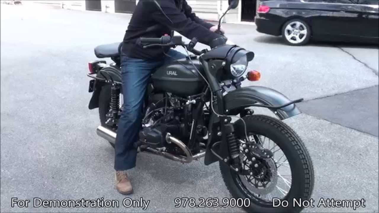2015 Ural CT, What It Is Like Without A Sidecar, Ural Of