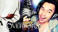 LORD AINZ VS THE FILTHY NINGEN!! | Overlord III 💀  Episode 8 REACTION! & REVIEW!