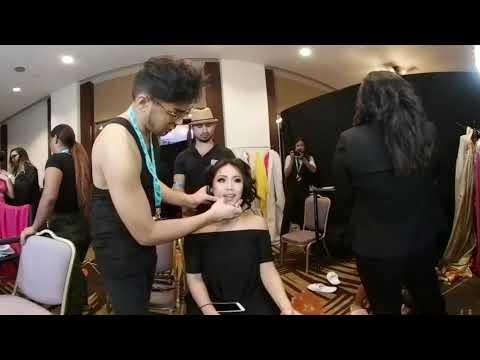 Miss World Guam 2017 - backstage pass