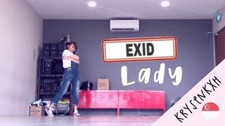 KRYSENKXH - EXID (이엑스아이디) LADY (내일해) [Dance Cover]