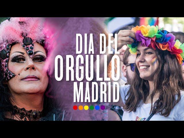 Día del Orgullo LGBTI en Madrid / Worldpride parade / Blog de viajes