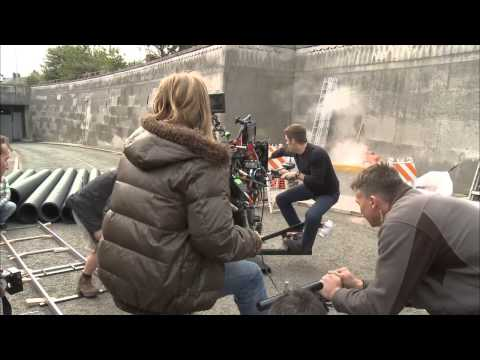MediaMagik on the set of Jack Ryan: Shadow Recruit