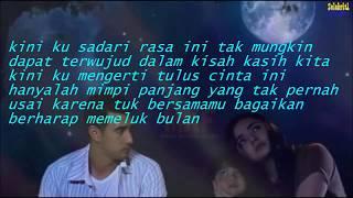 Lagu Sinetron Memeluk Bulan RCTI - Rossa - Memeluk Bulan (OST/Soundtrack)-LIRIK