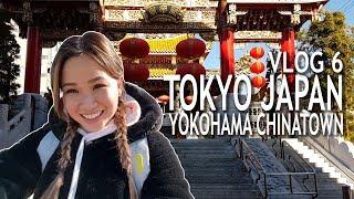 JAPAN VLOG 6   YOKOHAMA CHINATOWN & ZOO