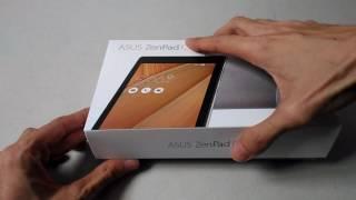 Asus Zenpad C 7.0 Z170cg - Unboxing Philippines