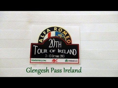 Glengesh Pass Ireland