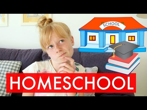 i WANT TO BE HOMESCHOOLED!