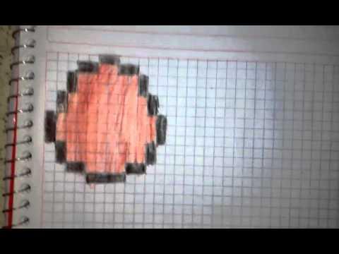 Mano mine como dibujar un huevo de minecraft  YouTube