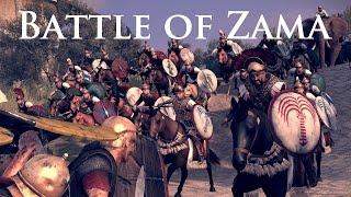 Total War: Rome 2 - Battle of Zama!