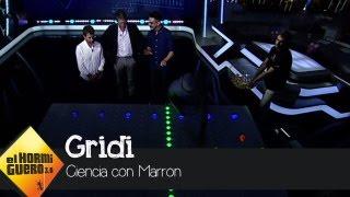'Billy Jean' tocada con Gridi - El Hormiguero 3.0