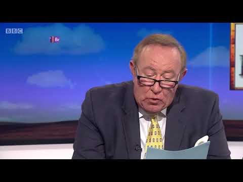 Brexit minister Steve Baker's car crash interview.