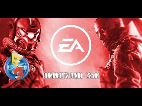 E3 2016 Electronic Arts (EA PLAY) - Conferencia Completa  | MERISTATION
