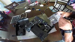 Nespresso Krups Pixie replace pressure valve - disassembly - leaking