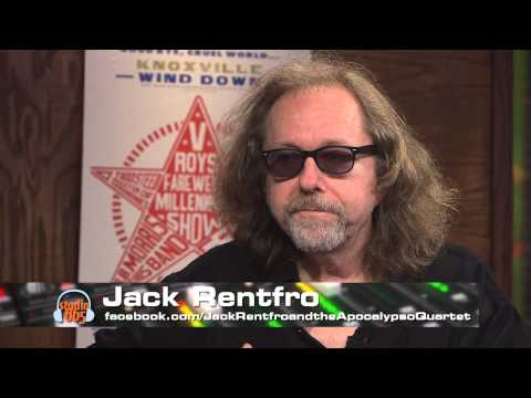 Jack Rentfro & the Apocalypso Quartet - Dead Man's Shoes and Interview