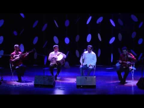Gochag Askarov&Mugham Ensemble Performed at Mercedes Benz Arena@WMS2014