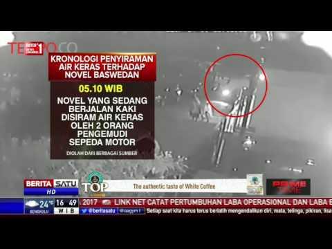 Kronologi Penyerangan Novel Baswedan
